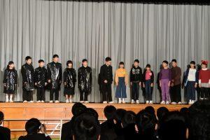 1年A組演劇