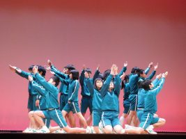 A組ダンス