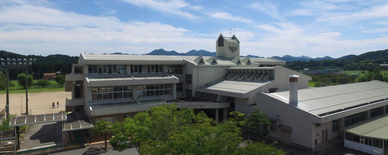 丹波篠山市立 西紀中学校