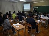 体験授業 英語
